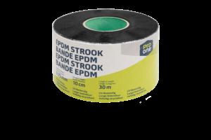 EPDM Strook 0,75mm 1,00X30 Meter